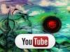 Водная анимация (эбру) Джаз Коктебель